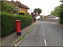 TL1314 : Wordsworth Road & Wordsworth Road Postbox by Adrian Cable