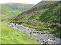 NS8510 : The Mennock Water by M J Richardson