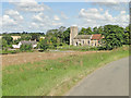 TM0662 : Old Newton church by Adrian S Pye