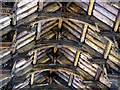 TF8208 : Swaffham Parish Church, Angel Roof by David Dixon