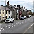 SN1219 : On-street parking in Clunderwen by Jaggery