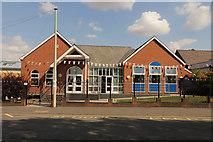 SK9772 : Westgate Junior School by Richard Croft