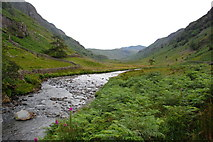 NY2712 : View into Langstrath by Trevor Harris