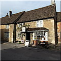 ST9168 : The Lacock Bakery, Lacock by Jaggery