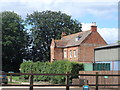 TL1666 : Highfield Farmhouse by Bikeboy