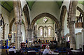 SK9770 : Interior, St Mary le Wigford church, Lincoln by Julian P Guffogg