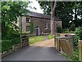 SK0085 : New Mills Quaker Meeting House by Roger W Haworth