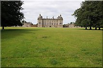 TF7928 : Houghton Hall by Philip Halling