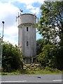 TL1668 : Water Tower near Grafham by Bikeboy