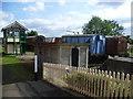 TG0405 : Hardingham station by Marathon