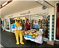 SJ9494 : Zippy at Sue Ryder by Gerald England
