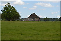 TQ5244 : Cricket Pavilion, Penshurst Park by N Chadwick