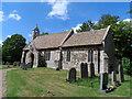 TL1375 : St Giles' church, Barham by Bikeboy