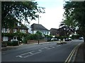 TQ4169 : Orchard Road, Bromley by Chris Whippet