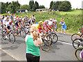 SE0721 : Tour de France: peloton by Stephen Craven