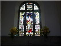 SK2375 : Inside St Martin, Stoney Middleton (xii) by Basher Eyre