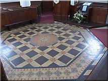 SK2375 : Inside St Martin, Stoney Middleton (xx) by Basher Eyre