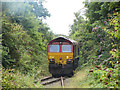 ST1067 : Railtour at Barry by Gareth James