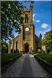SD9201 : Holy Trinity Church by Peter McDermott