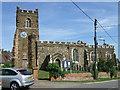 TL1135 : Church of St Giles, Upper Gravenhurst by JThomas
