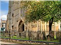 TF6119 : King's Lynn Minster (St Margaret's Church), Western Doorway by David Dixon