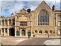 TF6119 : King's Lynn Guild Hall by David Dixon