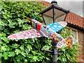 "TF6120 : Spitfire ""Kaleidoscope"" Outside King's Lynn Arts Centre by David Dixon"