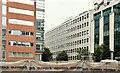 J3373 : The Clarendon House site, Belfast (August 2015) by Albert Bridge