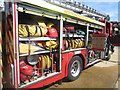 SP9211 : A Mobile Tool Box at Tring Fire Station by Chris Reynolds