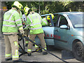 SP9211 : Rescue Demonstration at Tring Fire Station Open Day (3) by Chris Reynolds