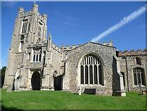 TL5234 : St Mary the Virgin Church, Newport by Marathon