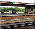 SZ6086 : Appearances can be deceptive, Brading railway station by Jaggery