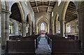 SK8172 : Interior, St Gregory's church, Fledborough by Julian P Guffogg