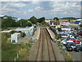 SP9637 : Ridgmont Railway Station by JThomas