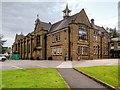 SD7442 : Clitheroe Royal Grammar School by David Dixon