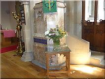 SK2572 : Inside St Anne, Baslow (IV) by Basher Eyre