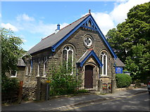 SK2666 : Rowsley Methodist Church: late July 2015 by Basher Eyre