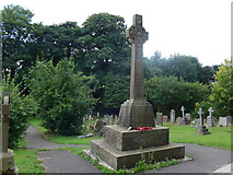SK2566 : St Katherine, Rowsley: churchyard (ii) by Basher Eyre