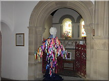 SK2566 : Inside St Katherine, Rowsley (e) by Basher Eyre