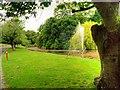 SJ3787 : Sefton Park, Lower Brook (Lower Jordan) and Fountain by David Dixon