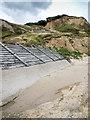 TG2739 : Cliffs north of Trimingham by Julian Dowse