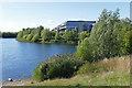 TQ0872 : North Lake, Bedfont Lakes by Alan Hunt