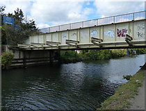TQ1579 : Trumpers Way Bridge No 205A by Mat Fascione