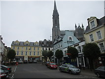 W7966 : Pearse Square, Cobh by Jonathan Thacker