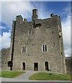 S1389 : Roscrea Castle, gatetower by Jonathan Thacker