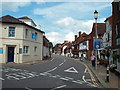 TQ7416 : Mount Street, Battle by Malc McDonald