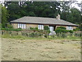 SP1035 : Isolated bungalow near Broadway Country Park by Chris Allen