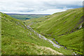 SD8796 : The valley of Cliff Beck  by Graham Hogg