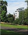 SK5740 : St Mary's Rest Garden by John Sutton