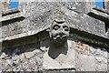 ST2952 : Church of Saint Mary, Berrow:  Grotesque by Bob Harvey
